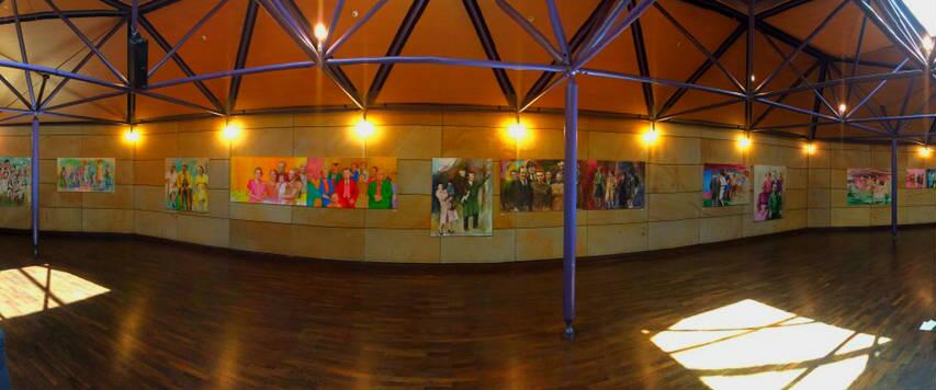 Foyer Stadthalle